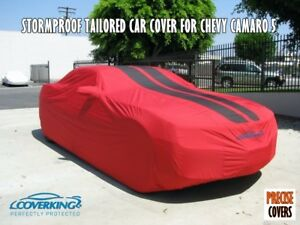 Coverking Stormproof Outdoor Custom Tailored Car Cover For Chevy Camaro 5