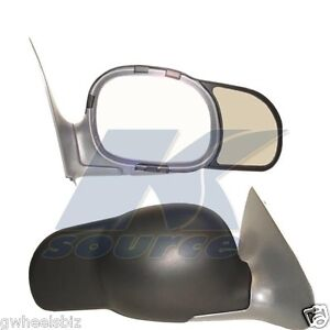 1997 2003 Ford F 150 F 250 Expedition Navigator Snap on Tow Mirror Extension