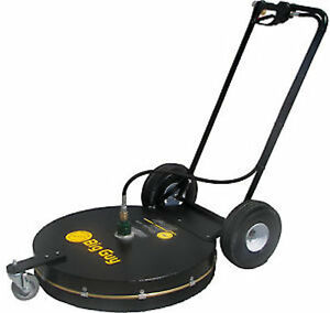 Whisper Wash Big Guy Pressure Washer Flat Surface Cleaner 28 Rotary System