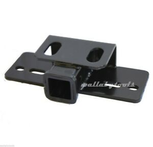 New 5000lb Step Bumper Mount Mounting 2 Hitch Receiver Rv Trailer Truck