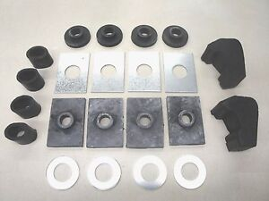48 49 50 51 52 1948 1949 1950 1951 1952 Ford Truck Cab Rubber Mounting Kit New