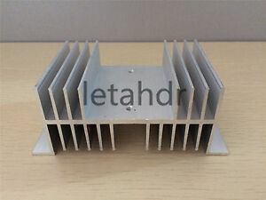 New Heat Sink For Solid State Relay Ssr Up To 60a 2 Screws