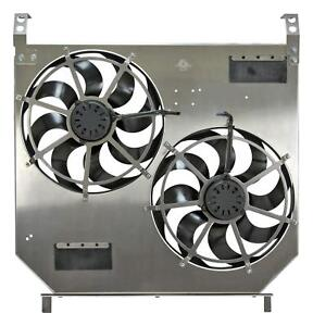 Flex a lite Dual Electric Cooling Fans For 03 07 Ford 6 0l Powerstroke Diesel