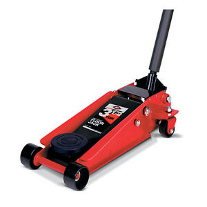 Aff 350ss 3 1 2 Ton Professional Heavy Duty Double Pumper Floor Jack