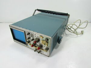 Tektronix 434 Storage Oscilloscope