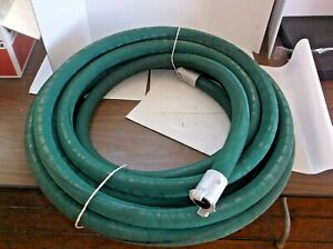New 1xkg4 Sand Blast Hose Coupled 1 In Id 50 Ft g54t