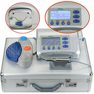 Lcd Surgical Drill Motor Implant Machine System dental Handpiece Reduction r