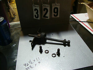 1974 Corvette Spare Tire Mount And Hardware Ss329