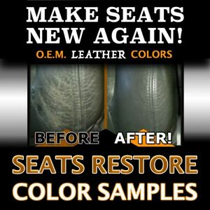 Leather Seat Color Sample Swatches With Discounts All Saab Models 9 3 9 5 900