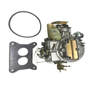 New Two 2 Barrel Carburetor Carb 2100 For Ford 289 302 351 Cu Jeep Engine