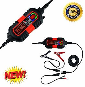 Battery Charger Maintainer 6 12v Volt Trickle Car Charging Automatic Switch Dc