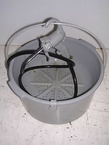 New Hand Pump Oiler Bucket For Rothenberger Collins Pony Pipe Threader