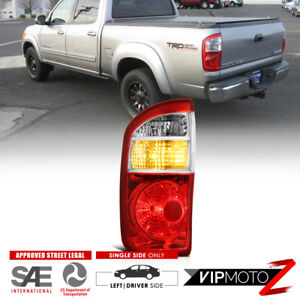 2004 2006 Toyota Tundra Double Cab driver Side Rear Tail Brake Lights Left