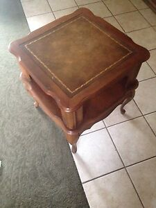 French Provincial Furniture Set Of End Tables 1960 S Euc