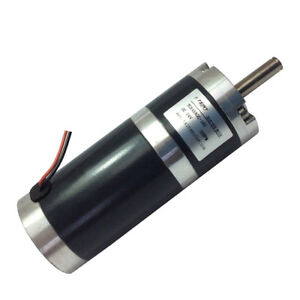 Tgx45 D 45 Dc Planet Geared Planetary Gear Motor 24v 22rpm Low Speed High Torque