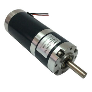 24v New Dc Motor 24v 27rpm Planetary Dc Geared Motor Metal Gear Motor Low Speed