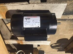 New Magnetek Ac Motor 1 5 Hp 3450 Rpm