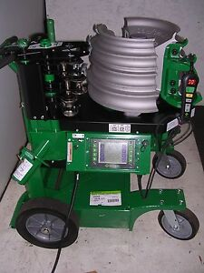 Greenlee 855 Gx 555 Conduit Pipe Bender To 2 Emt Ridgid Imc Quad Smart Bender