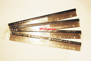 Set Of 4 Wash up Blades For Heidelberg Gto 46 Offset Printing Press Brand New