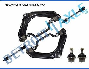 2002 2005 Ford Explorer Mountaineer Front Sway Bar Upper Control Arm Kit 6pc
