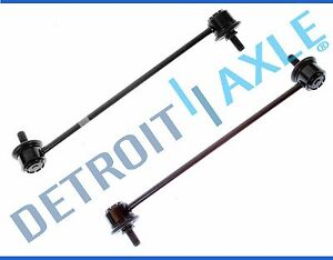 Both 2 New Front Stabilizer Sway Bar End Links For Chevrolet Optra Kia Spectra