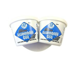 Two 16oz Tubs Of Blue Dynatex Transmission Assembly Lube