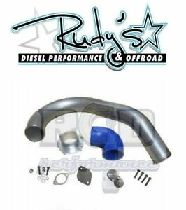 River City Diesel Complete Egr Delete With Cac Tube For 6 4l Ford 2008 2010