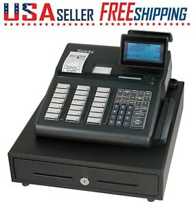 Sam4s Sps 345 Cash Register New W Warranty Sps345 Pos
