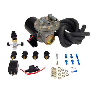 Comp Cams 5500 Vacuum Pump Electric Kit Helps You Stop
