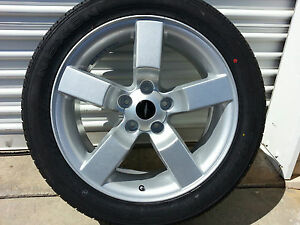 4 Set 20 Silver Ford F150 Lightning Expedition Wheels Rims W Tires 1997 04 New