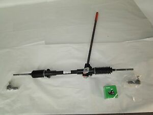 100 New Steering Rack And Pinion Assembly W Lucas Tie Rod Ends Mgb 1975 1980