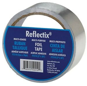 Foil Tape Reflective Insulation By Reflectix Inc
