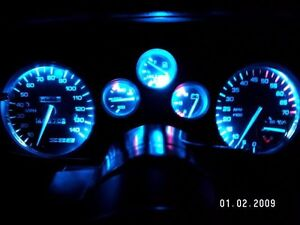 1982 1992 Chevrolet Camaro And Pontiac Firebird Led Gauge Instrument Cluster Kit