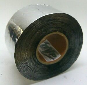 Mvp Aluminum Foil Tape With Butyl Rubber Backing 4 X 50 Roll 50 Mil Thick