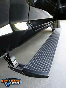 Amp research Plugnplay Pwer Step Electric Side Running Boards For Toyota Tundra