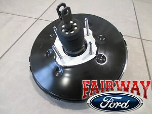11 Thru 13 Edge Lincoln Mkx Oem Genuine Ford Power Brake Booster New