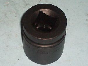 New Armstrong 22 048 1 Drive 6 point Standar Impact Socket 1 1 2 New