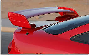 Unpainted For Chevrolet Cobalt 2dr 2005 2010 Ss Style Rear Spoiler Wing New