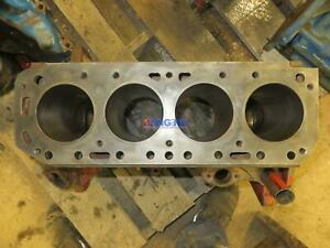 Fits Ford Newholland 172 Engine Block Good Used 310609