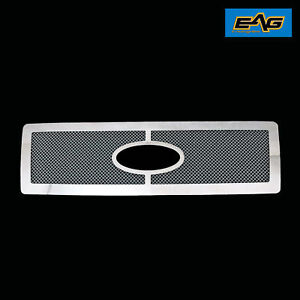 2007 2014 Ford Expedition Grille Chrome Stainless Steel Wire Mesh Grille Insert