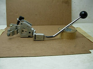 1972 1973 Mustang Cougar Orig Hurst 4sp Shifter 72 73 Factory Installed Mach 1