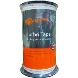 Electric Fence Turbo Tape no G623544 Gallagher