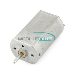 Dc 3 12v 29712rpm Rc Hobby Aircraft High Speed Magnetic 180 Micro Motor Module