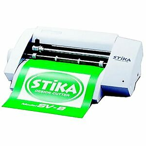 New Roland Stika Sv 8 Desion Cutter Create Colorful Custom Stickers From Japan