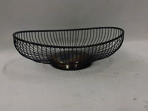Vintage Raimond Silver Plated Bread Basket Made In Italy With Rainbow Toning