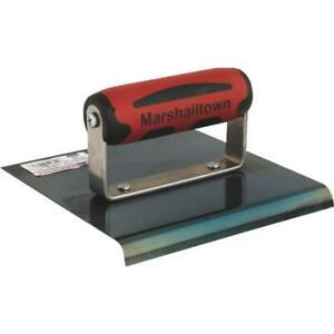Edger Concre 3 8in Rad 6x6in no 162bd Marshalltown Trowel