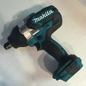Makita Xwt07 18 Volt 3 4 Brushless High Torque Impact Wrench W Ring Brand New
