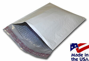 200 1 7 25x12 Poly Bubble Mailers Padded Envelopes Bags Ph 7 25 x12