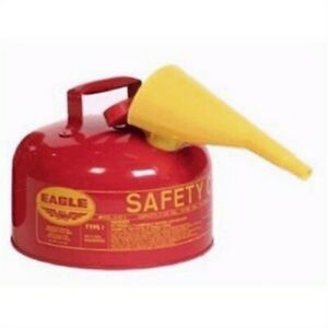 Type 1 Safety Gas Can no Ui 20 fs Eagle Mfg Co