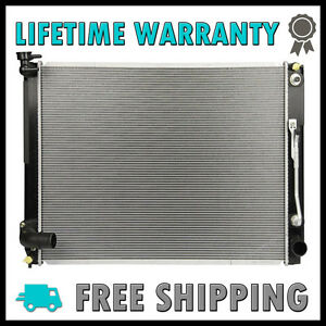 13076 New Radiator For Toyota Sienna 2007 2008 2009 2010 3 5 V6